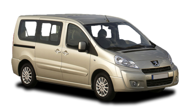 Peugeot Expert - microbus for 8+1 passengers
